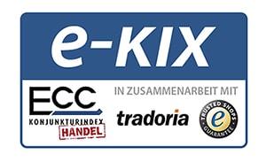 e-KIX_Logo e-KIX - Stimmungsbarometer für deutschen E-Commerce