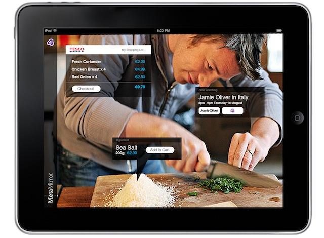 iPad1 Wie das iPad das Einkaufserlebnis verändern kann