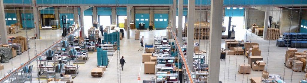 Lesara-Lager Logistik selber machen: Lesara und Mytheresa weisen den Weg im E-Commerce Fulfillment