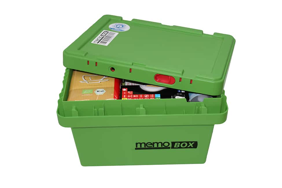 memo-box Memo mal - Pick8Ship und die disruptive Last-Mile-Logistik