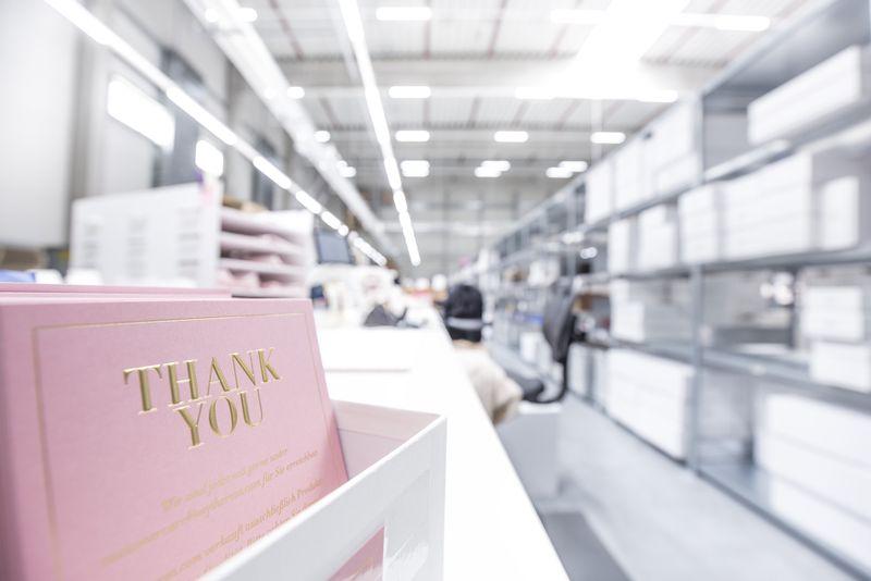 mytheresa-lager-3 Logistik selber machen: Lesara und Mytheresa weisen den Weg im E-Commerce Fulfillment